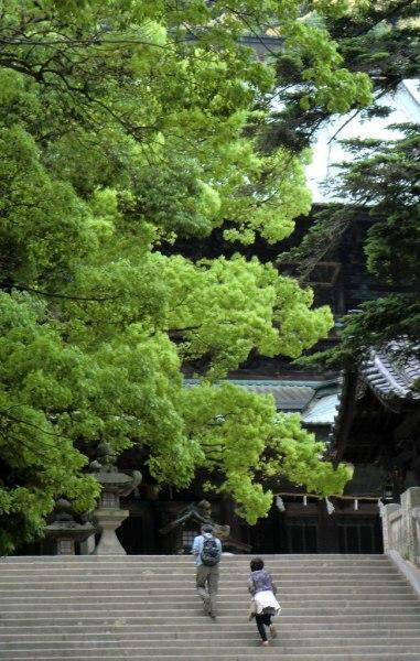 Climbing Konpira-san - Part Four - 13