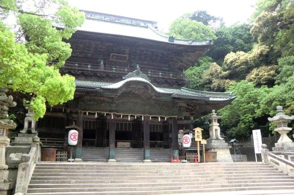 Climbing Konpira-san - Part Four - 14
