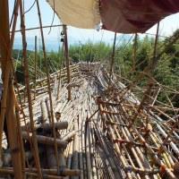 Big Bambú on Teshima