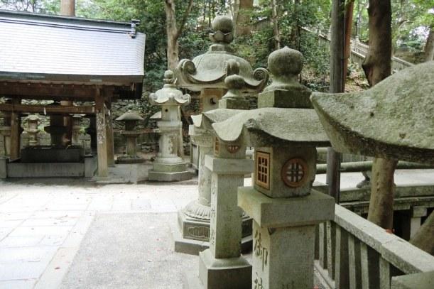 Konpirasan - last steps before the main shrine - 7