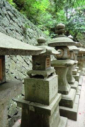 Konpirasan - last steps before the main shrine - 8