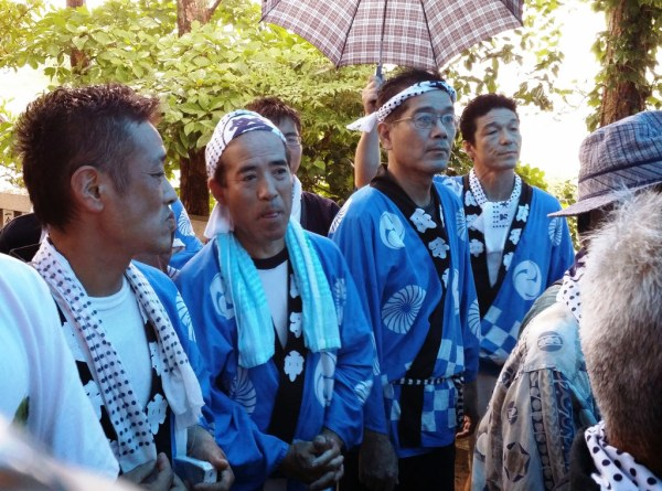 Ogijima Matsuri 2014 - 17