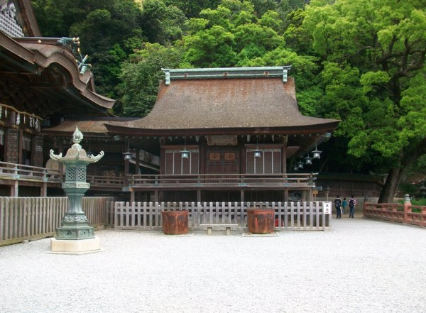 Konpirasan - Main Shrine - 01