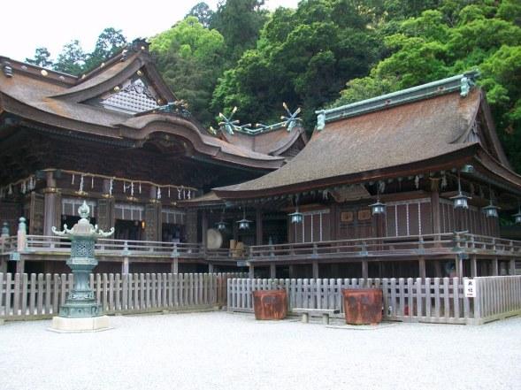 Konpirasan - Main Shrine - 04