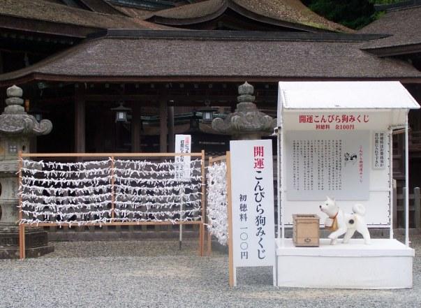 Konpirasan - Main Shrine - 11