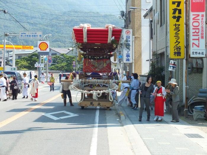 Uchinomi Matsuri - Shodoshima - 01