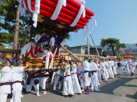Uchinomi Matsuri - Shodoshima - 11