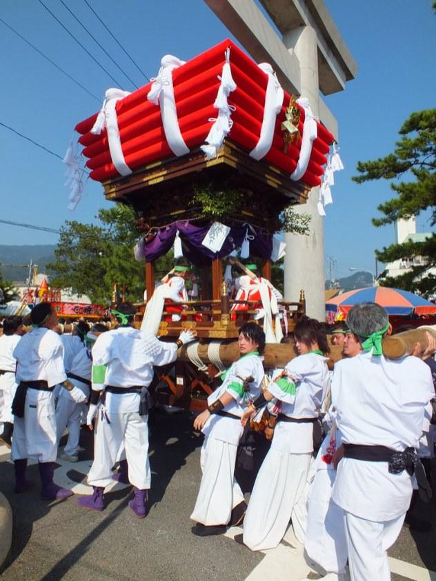 Uchinomi Matsuri - Shodoshima - 14