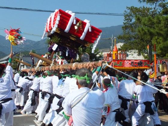 Uchinomi Matsuri - Shodoshima - 15