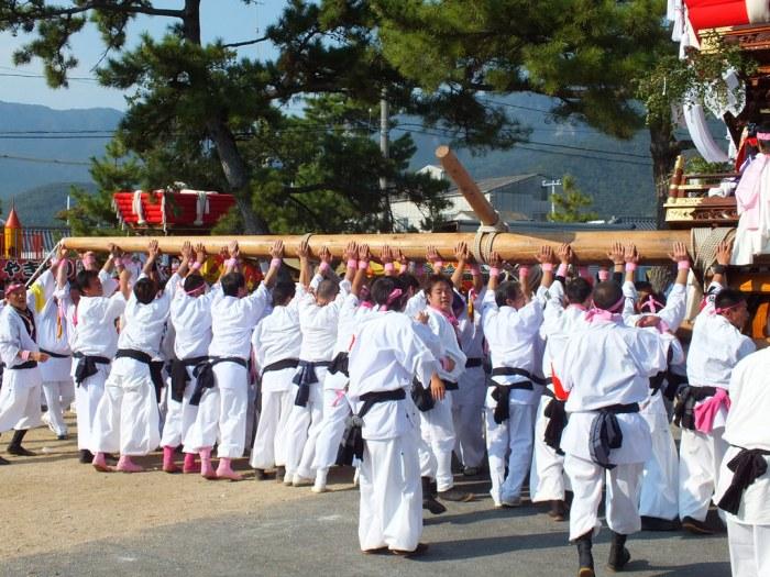 Uchinomi Matsuri - Shodoshima - 33