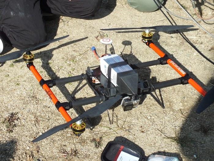 Drone over Ogijima - 7