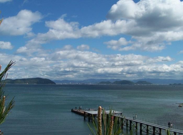 Naoshima Pier