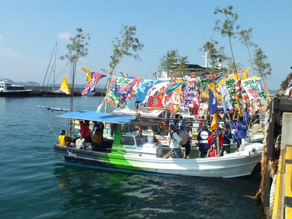 13 - Team Ogi Boat Dance