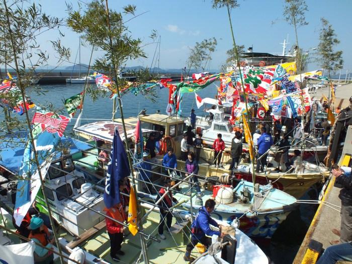 15 - Team Ogi Boat Dance