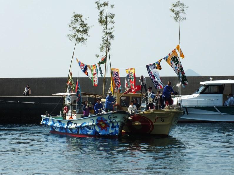 6 - Team Ogi Boat Dance