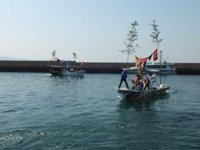 9 - Team Ogi Boat Dance