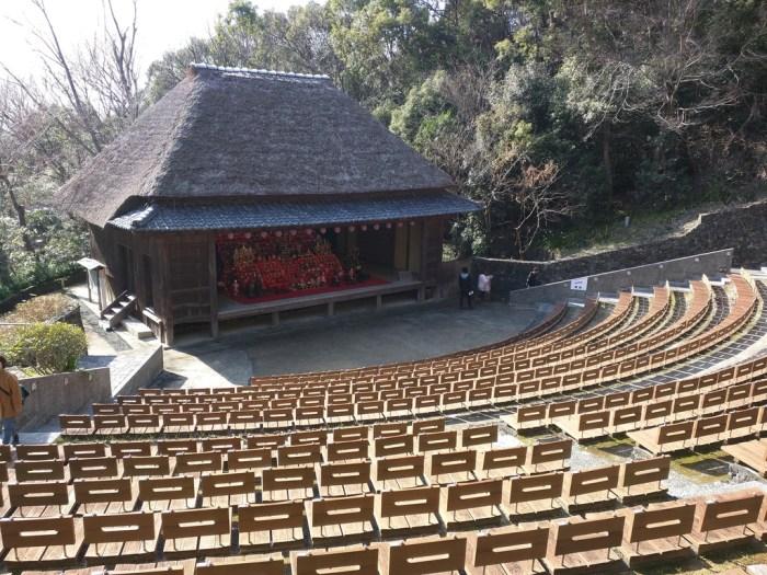 Spring is Coming - Hina Matsuri - Shikoku Mura - Kabuki Theater - 3