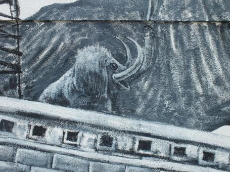 33 - Kenji Yanobe's Mural in Sakate - Shodoshima