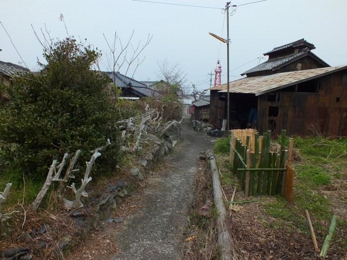 12 - Karato street on Teshima
