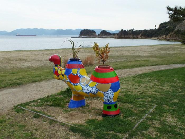 24 - Niki de Saint-Phalle - Camel