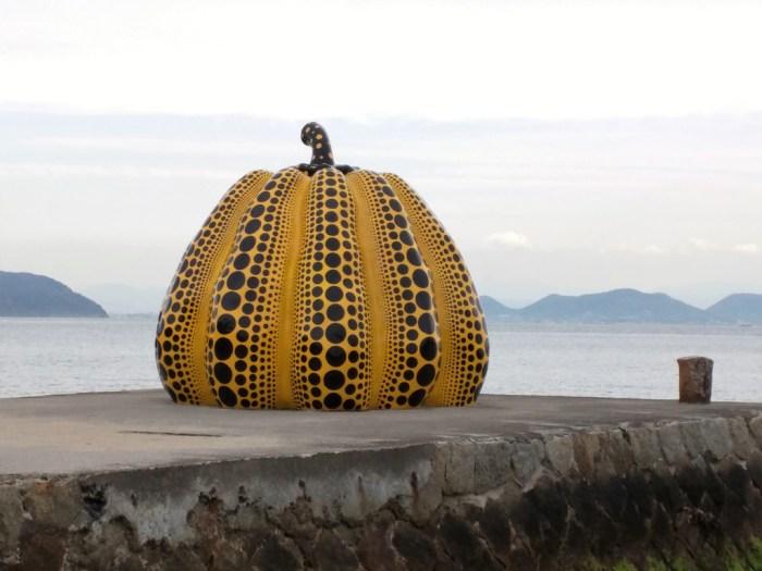 25 - Yellow Pumpkin - Yayoi Kusama