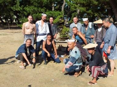 Seppuku Pistols Vs Masashi Hirao on Megijima - 17