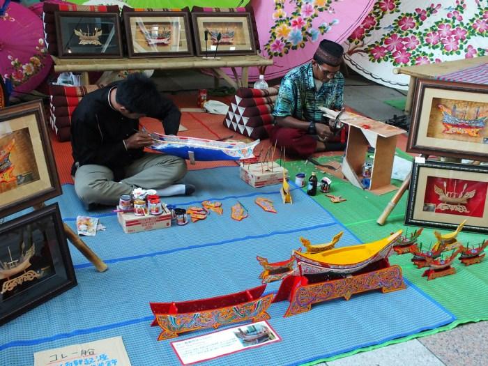 Thai Factory Market - Setouchi Asia Village - 28