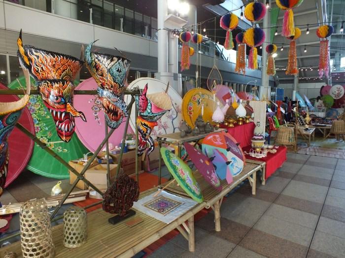 Thai Factory Market - Setouchi Asia Village - 54