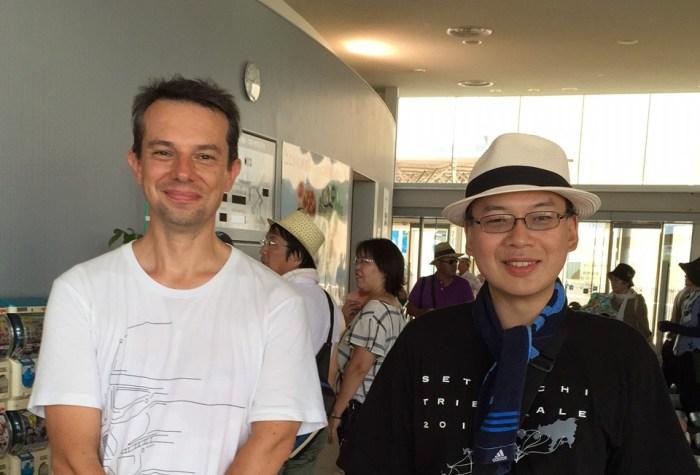 Yoichiro Yoda - Island Theatre Megi - 16