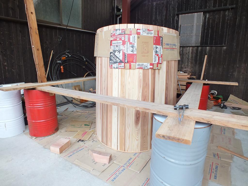 how to make barrel hoops