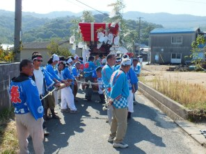 Karato Matsuri 2015 on Teshima - 30