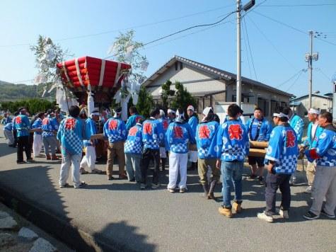 Karato Matsuri 2015 on Teshima - 40