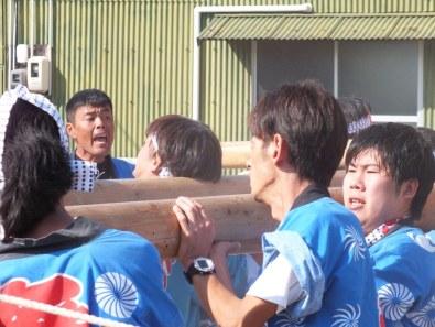 Karato Matsuri 2015 on Teshima - 47