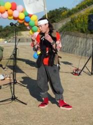 Harvest Festival and Seppuku Pistols on Teshima - 23
