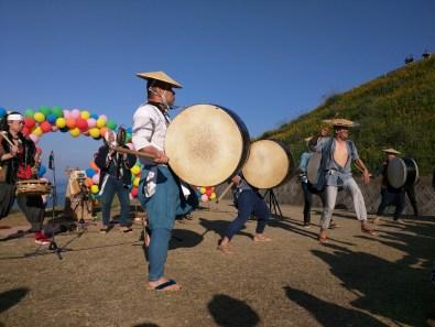 Harvest Festival and Seppuku Pistols on Teshima - 33
