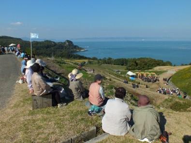 Harvest Festival and Seppuku Pistols on Teshima - 6