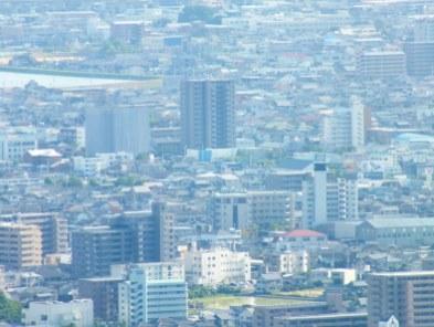 Takamatsu from Yashima - 3