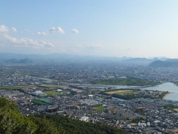 Takamatsu from Yashima - 5