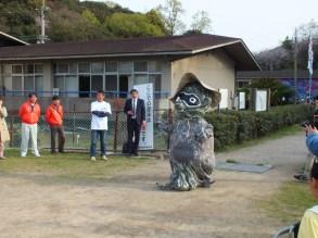 Snuff Puppets on Shamijima - Setouchi Triennale 2016 - 1