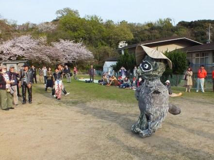 Snuff Puppets on Shamijima - Setouchi Triennale 2016 - 2