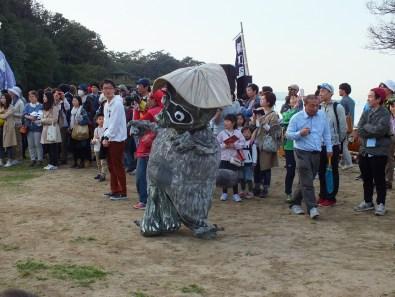 Snuff Puppets on Shamijima - Setouchi Triennale 2016 - 22