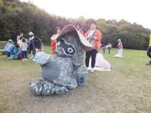 Snuff Puppets on Shamijima - Setouchi Triennale 2016 - 35