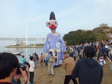Snuff Puppets on Shamijima - Setouchi Triennale 2016 - 8
