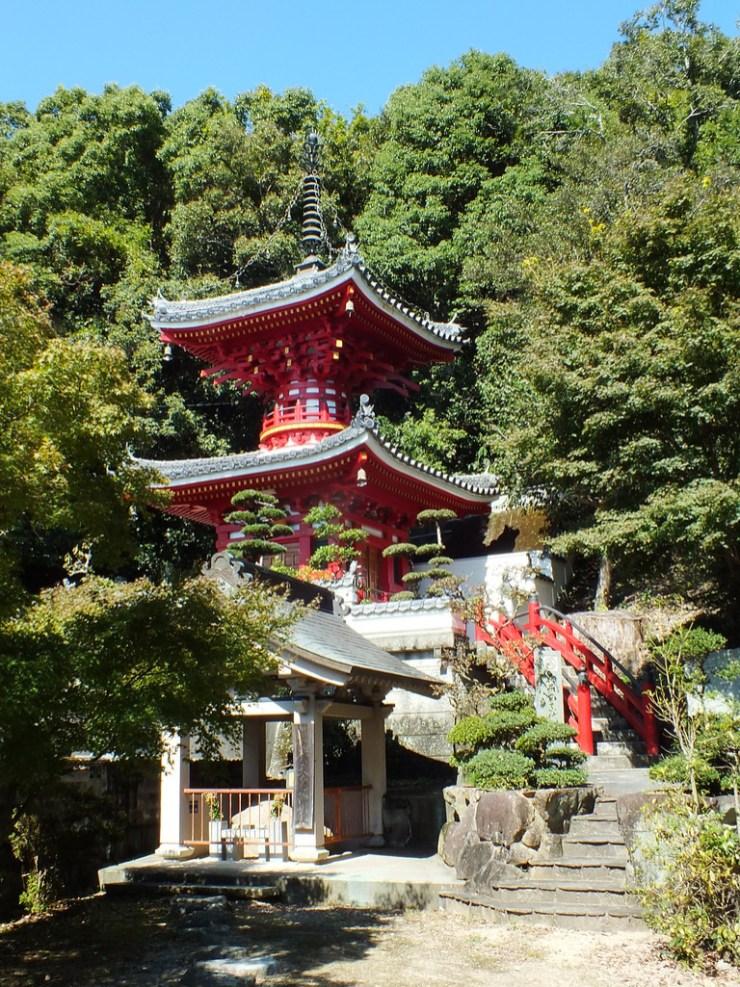 Konsen-ji - Third Temple Of The Shikoku Pilgrimage - 10