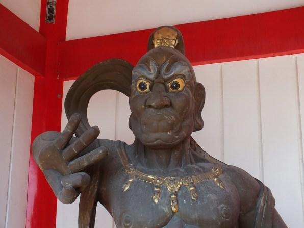 Konsen-ji - Third Temple Of The Shikoku Pilgrimage - 2