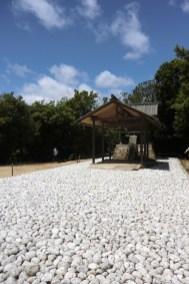 Go'o Shrine on Naoshima - 2