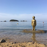 Lin Shuen Long at the Setouchi Triennale