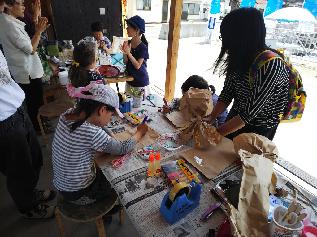 Setouchi Triennale 2019 – Part Five – Children's Day on Ogijima
