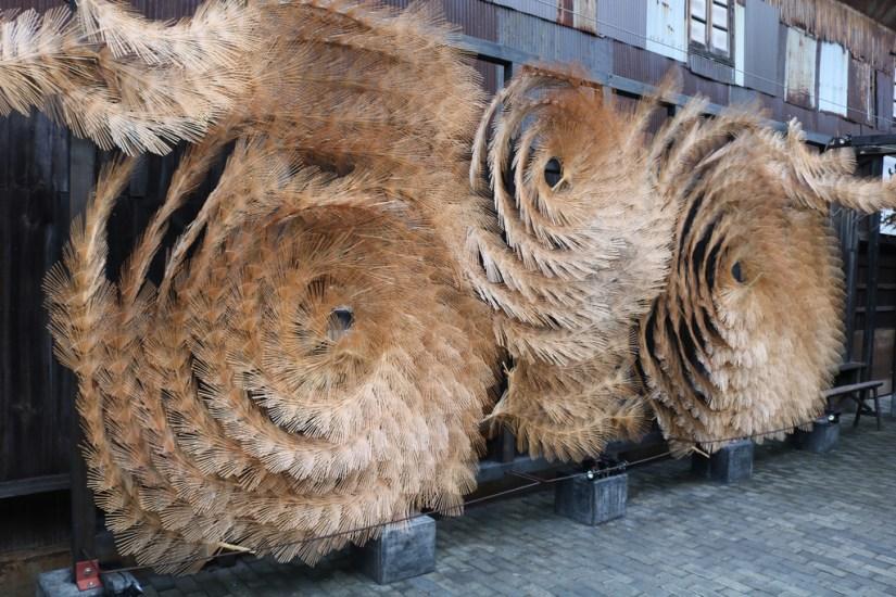 Art Takamatsu - Setouchi Triennale 2019 - 21 - Uchiwa Rib Square