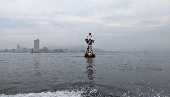 Impromptu Boat Ride in the Seto Inland Sea - 4